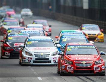 4e manche. 1re course Voitures de tourisme World Touring Car Cup 2019
