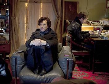 Sherlock S01E03 Le grand jeu