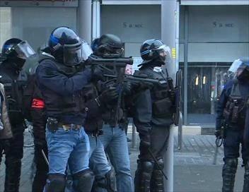 La police va-t-elle (vraiment) craquer ?