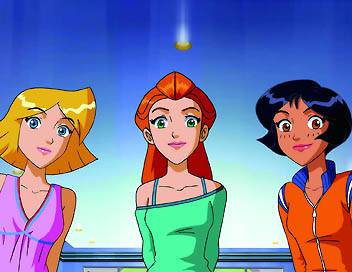 Totally Spies S05E14 Totally mystère