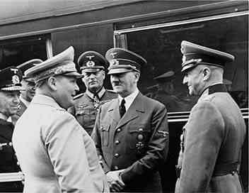 Hitler, du charisme au chaos E03
