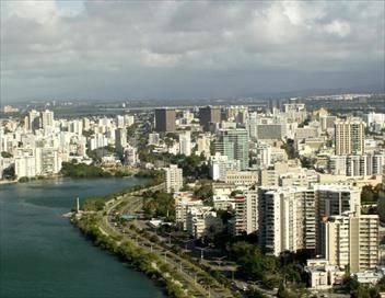 Décollage pour l'Amérique E57 Porto Rico et les Iles Vierges