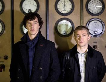 Sherlock S02E01 Un scandale à Buckingham
