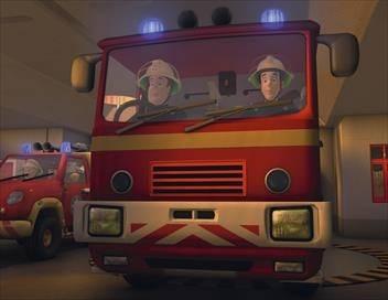 Sam le pompier S03E16 Les chasseurs de fossiles
