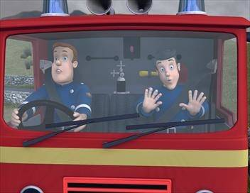 Sam le pompier S03E17 La chasse à la tortue