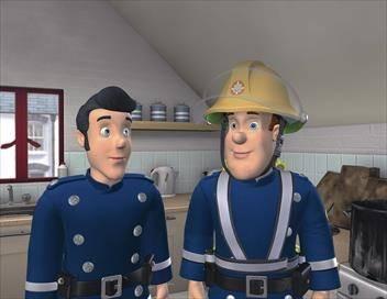 Sam le pompier S01E52 La fusée de Max