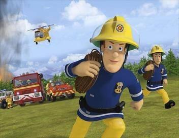 Sam le pompier S04E05 Un pique-nique mouvementé