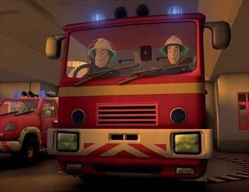 Sam le pompier S04E06 Le bus fou