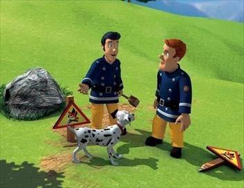 Sam le pompier S04E08 Le renard sauvage