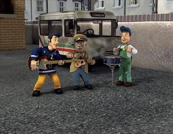 Sam le pompier S04E10 Discorde musicale