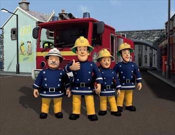 Sam le pompier S04E16 Le château gonflable