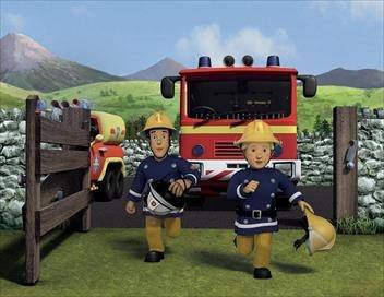 Sam le pompier S04E17 Le super pingouin