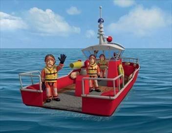Sam le pompier S04E18 Perdu en mer
