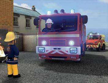 Sam le pompier S04E21 Nicolas fait son cirque