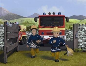 Sam le pompier S03E11 Un tournage mouvementé