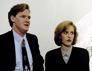 X-Files : Aux frontières du réel S01E03 Compressions