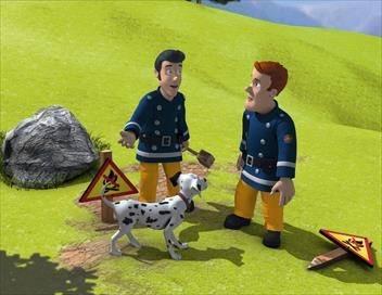 Sam le pompier S03E13 La cabane