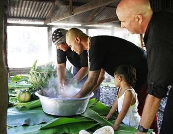 Saveurs Pacifique S01E02 Samoa