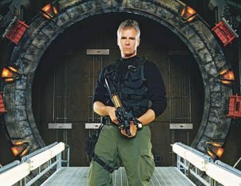 Stargate SG-1 S06E12 Evolution