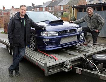 Car SOS S06E08 Subaru Impreza