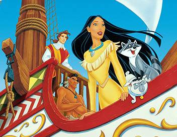 Pocahontas 2 : un nouveau monde