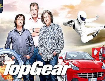 Top Gear Episode 6 : Hammond en détresse