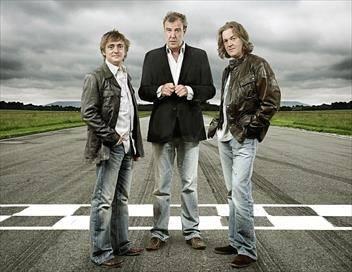 Top Gear Episode 5 : Du grand art