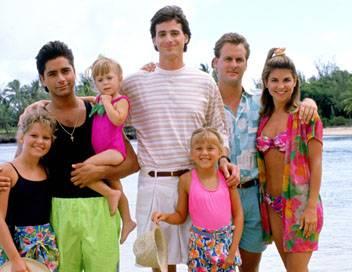 La fête à la maison S03E01 L'île déserte