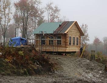 Constructions sauvages S01E03 La cabane tournante
