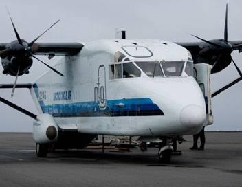 Air Alaska S01E01 Une affaire de famille