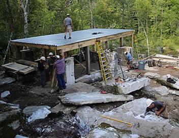 Constructions sauvages S02E04 La cabane enracinée