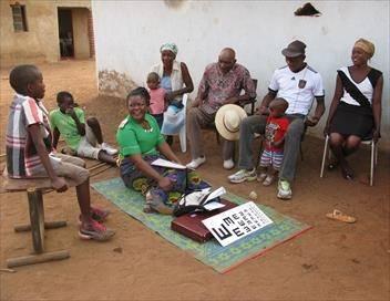 GEO Reportage Lueurs d'espoir au Zimbabwe