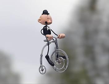 L'homme le plus petit du monde S01E00 La bicyclette