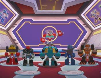 Transformers Rescue Bots Academy S01E14 Medix Surprise