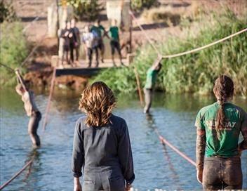The Mud Day, la course dans la boue Finale : Les Coachs / Les Suisses