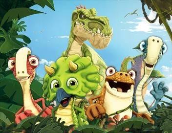 Gigantosaurus S01E12 Les contes du Gigantosaurus. - Petit Bill deviendra grand