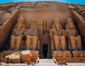 Pyramides : les mystères révélés S01E06 Abou Rawash et la pyramide disparue
