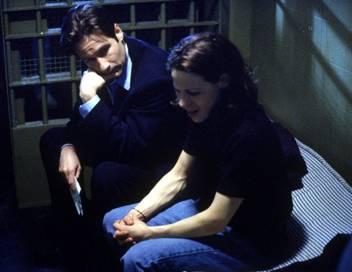 X-Files : Aux frontières du réel S05E16 L'oeil de l'esprit