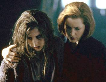 X-Files : Aux frontières du réel S05E17 L'âme en peine