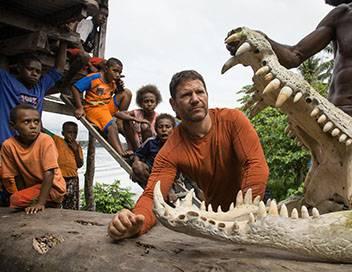 Papouasie, l'expédition extrême S01E02 Rencontre avec les Asmat
