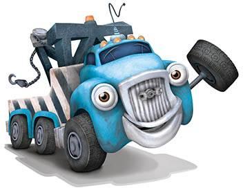 Jack et les camions S01E00 Tout sauf la démolition