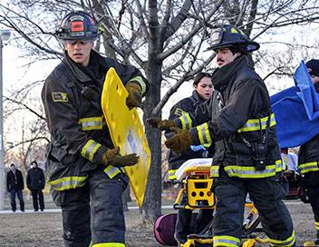 Chicago Fire S01E15 Chacun sa part
