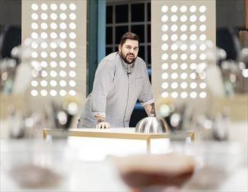 Le meilleur pâtissier professionnel : Artus refait le match Episode 4