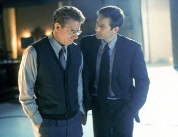 X-Files : Aux frontières du réel S06E08 Le roi de la pluie