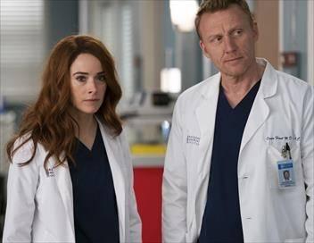Grey's Anatomy S15E20 Si loin de ses proches en streaming