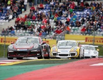Grand Prix d'Autriche Automobilisme Porsche Supercup 2019