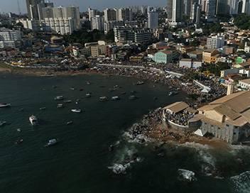 Bahia, perle noire de l'Atlantique