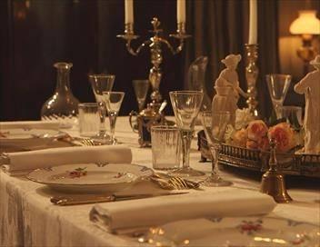 Les trésors des arts de la table E02 Des petits plats dans des grands