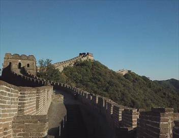 Révélations monumentales E04 Muraille de Chine