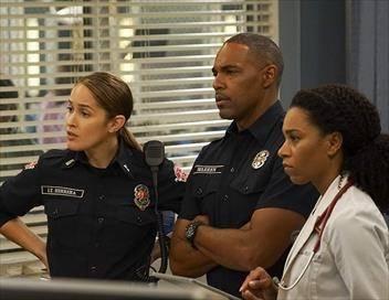 Grey's Anatomy S15E23 Je suis un héros